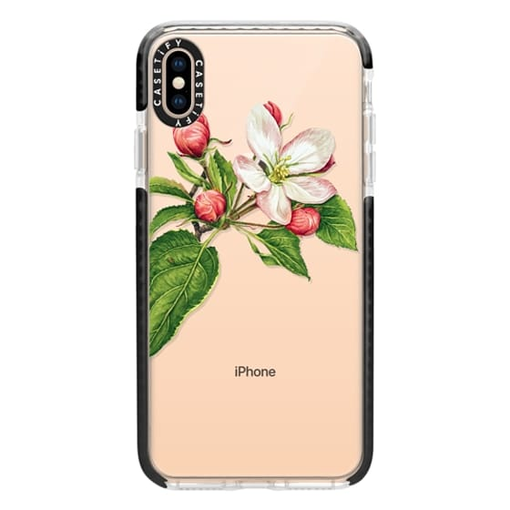 iPhone XS Max Cases - Apple blossom