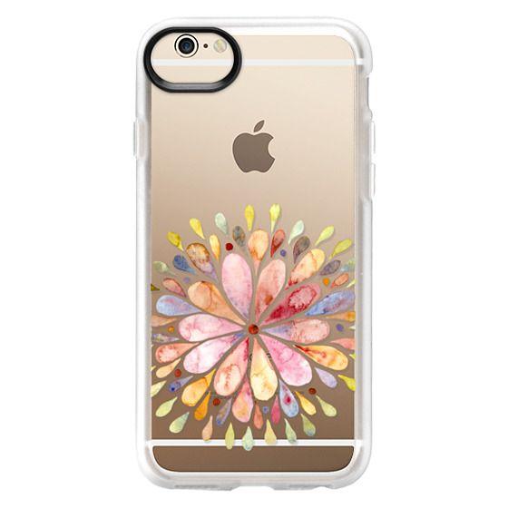 iPhone 6 Cases - Watercolor mandala