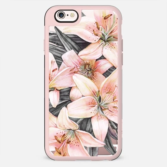 Lily bouquet - New Standard Case