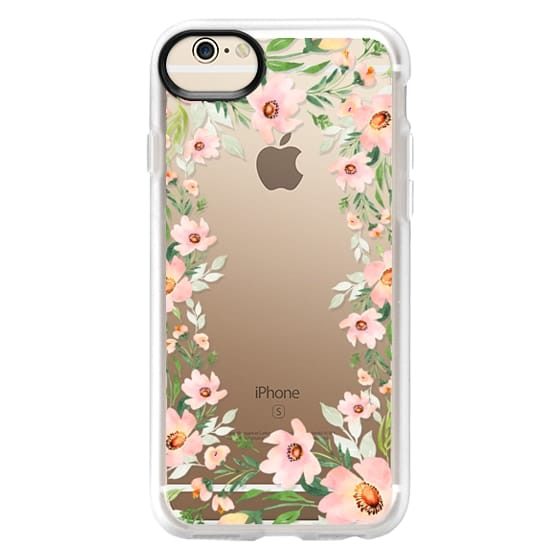 iPhone 6 Cases - Pretty flowers