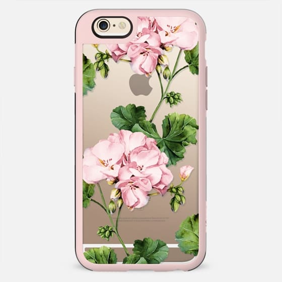 Geranium - New Standard Case