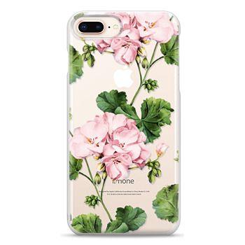Snap iPhone 8 Plus Case - Geranium