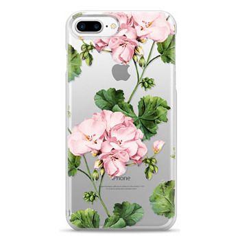 Snap iPhone 7 Plus Case - Geranium