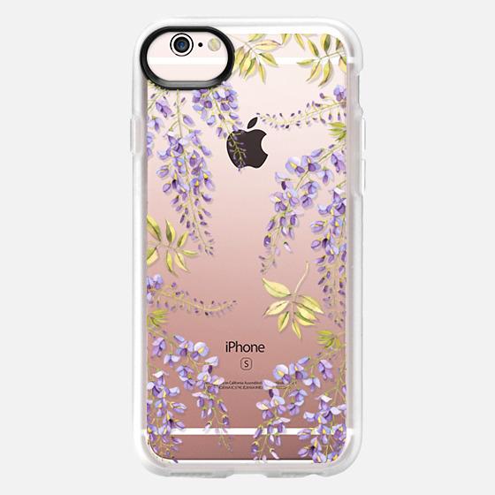 iPhone 6s เคส - Wisteria blossom