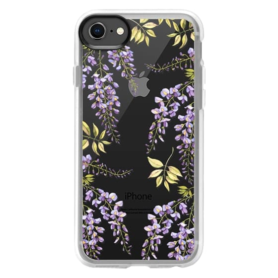 iPhone 8 Cases - Wisteria blossom