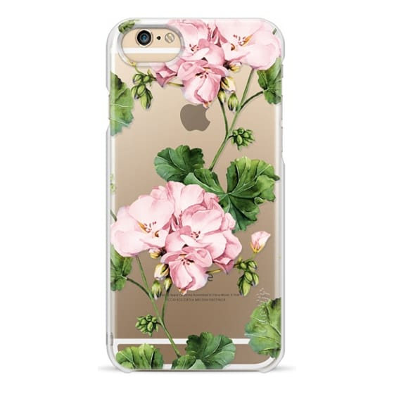 iPhone 6 Cases - Geranium