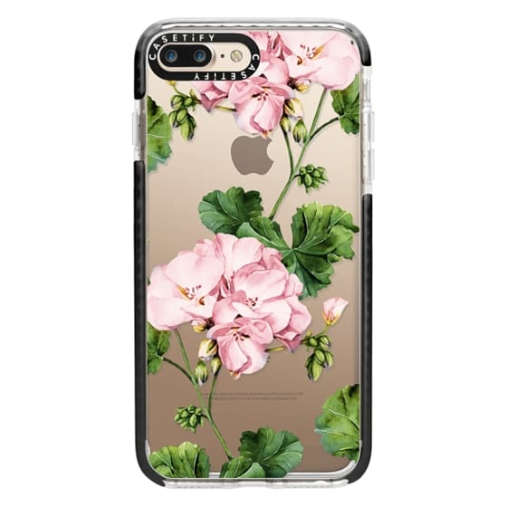 iPhone 7 Plus Cases - Geranium