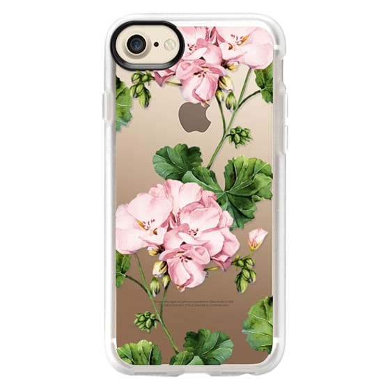 iPhone 7 Cases - Geranium