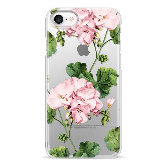 iPhone 7 Cases - Geranium