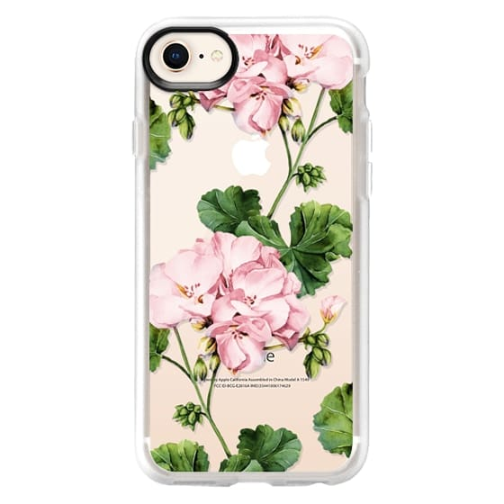 iPhone 8 Cases - Geranium