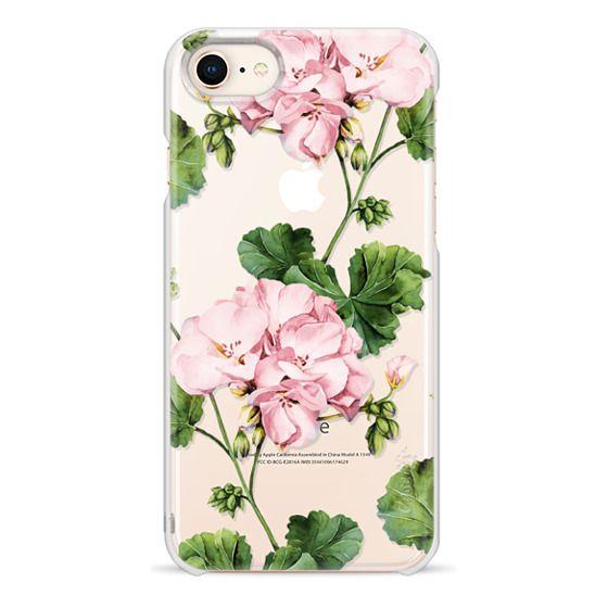 iPhone 8 Cases - Geranium