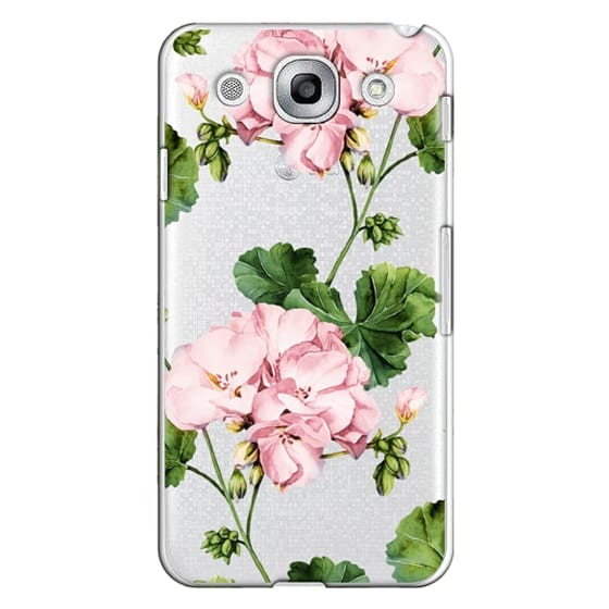 Optimus G Pro Cases - Geranium