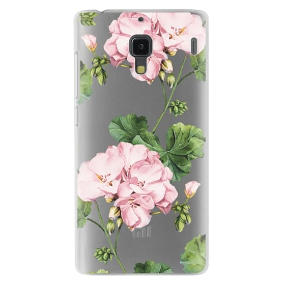 Redmi 1s Cases - Geranium