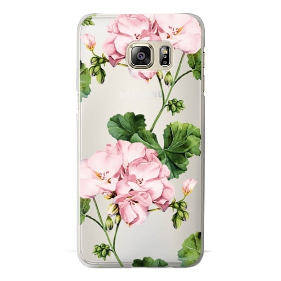 Samsung Galaxy S6 Edge Plus Cases - Geranium