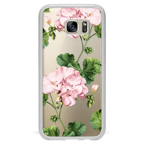 Samsung Galaxy S7 Edge Cases - Geranium