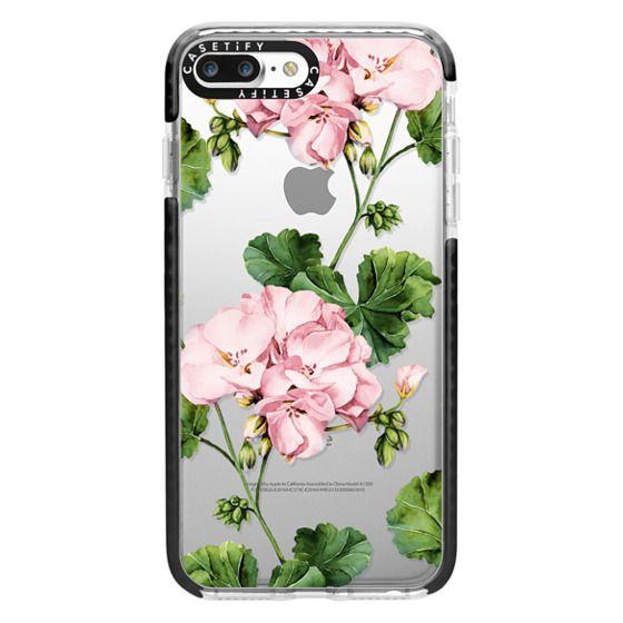 iPhone 7 Plus Cases - Geranium