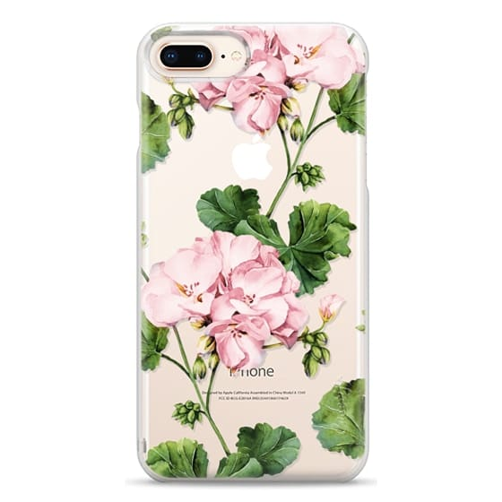 iPhone 8 Plus Cases - Geranium