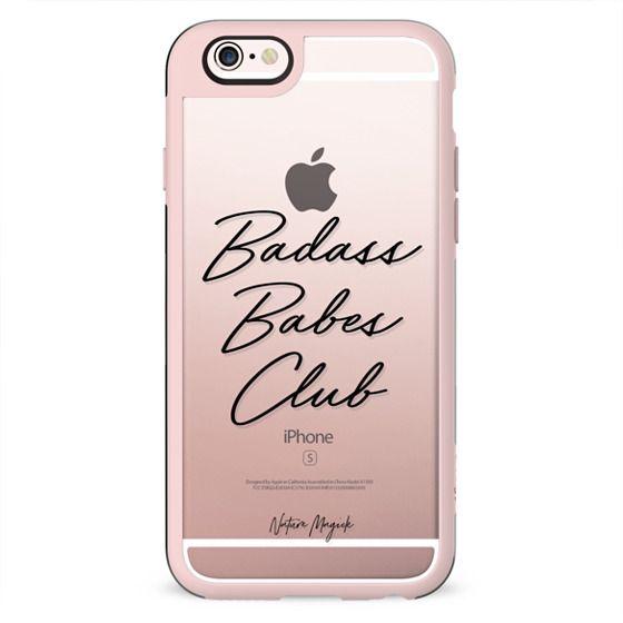 Badass Babes Club by Nature Magick - Black