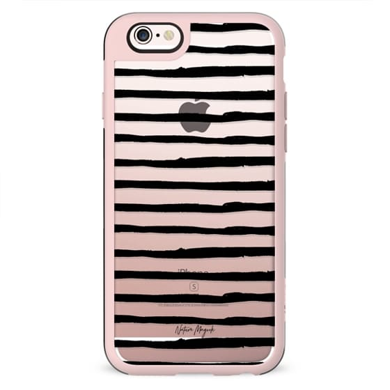 Simple Stripe by Nature Magick - Black + Clear