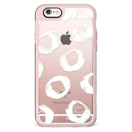 Chic Dots by Nature Magick - White + Clear