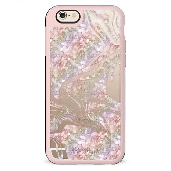 Magical Pink Marble by Nature Magick - Glittery Marbled Glitter