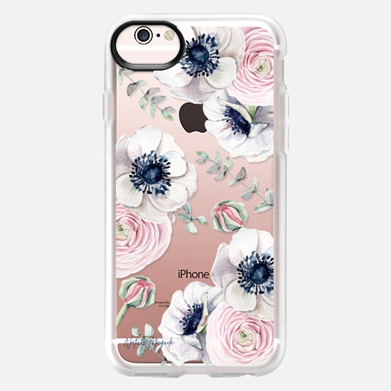iPhone 6s Case - Blossom Love by Nature Magick - Clear Case