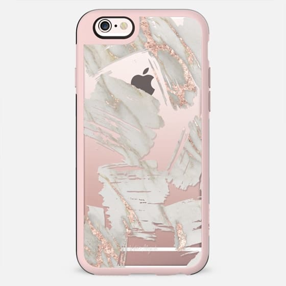 Rose Gold Marble Fashion Week by Nature Magick