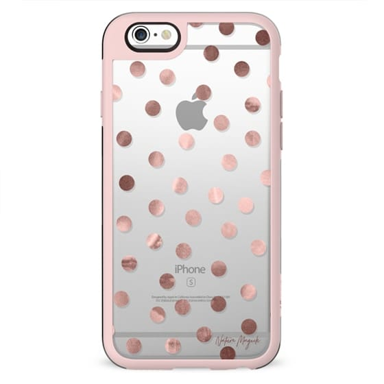 Rose Gold Dots by Nature Magick