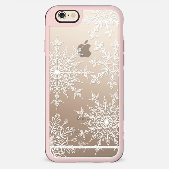 Winter Frost by Nature Magick - White - New Standard Case