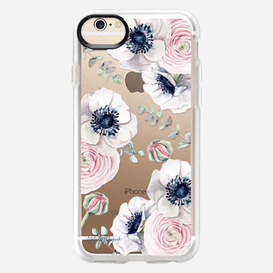 iPhone 6 Case - Blossom Love by Nature Magick - Clear Case