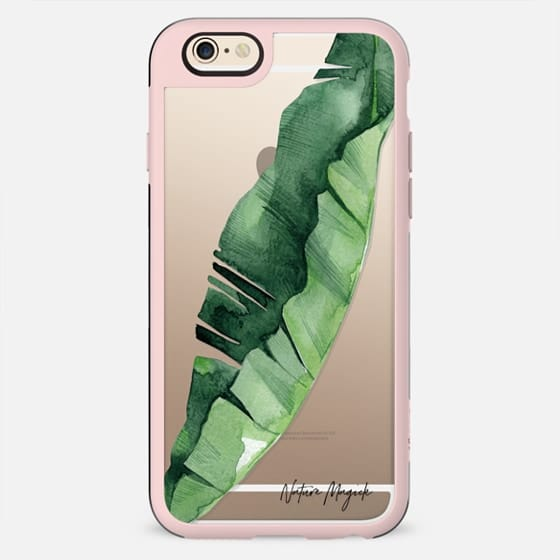Banana Leaf by Nature Magick - New Standard Case