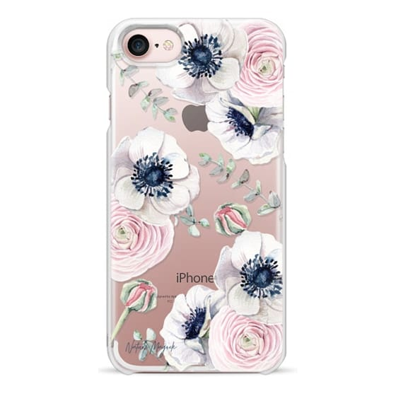 iPhone 7 Coque - Blossom Love by Nature Magick - Clear Case