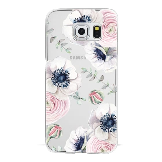 Blossom Love by Nature Magick - Clear Case