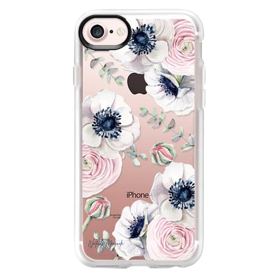 iPhone 7 Cases - Blossom Love by Nature Magick - Clear Case