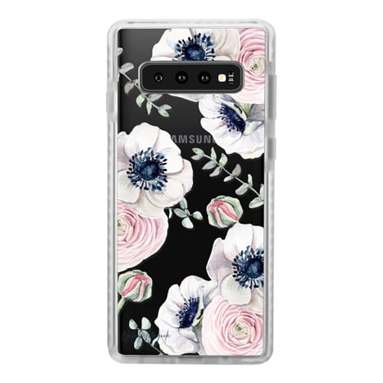 Samsung Galaxy S10 Cases - Blossom Love by Nature Magick - Clear Case
