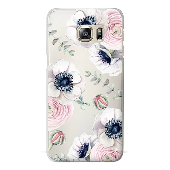 Samsung Galaxy S6 Edge Plus Cases - Blossom Love by Nature Magick - Clear Case