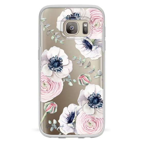 Samsung Galaxy S7 Cases - Blossom Love by Nature Magick - Clear Case