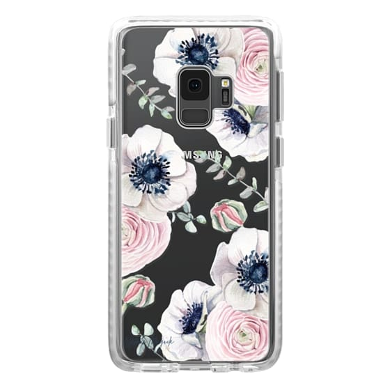 Samsung Galaxy S9 Cases - Blossom Love by Nature Magick - Clear Case
