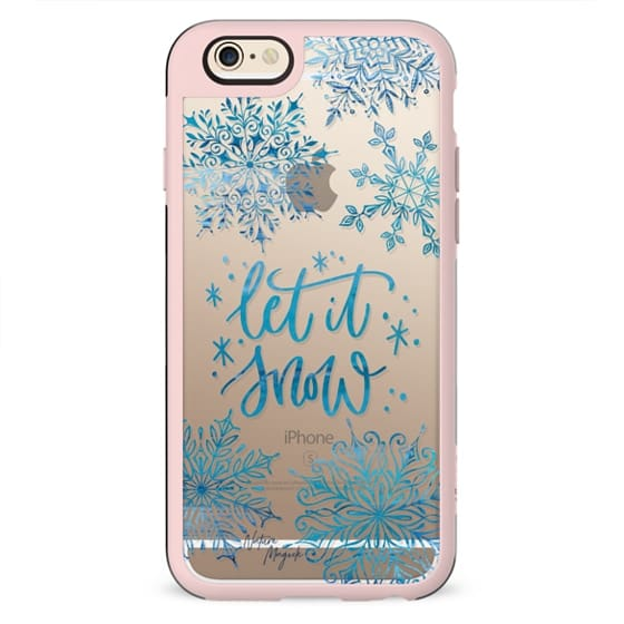 Let it Snow by Nature Magick - Blue