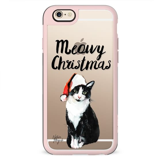 Meowy Christmas by Nature Magick