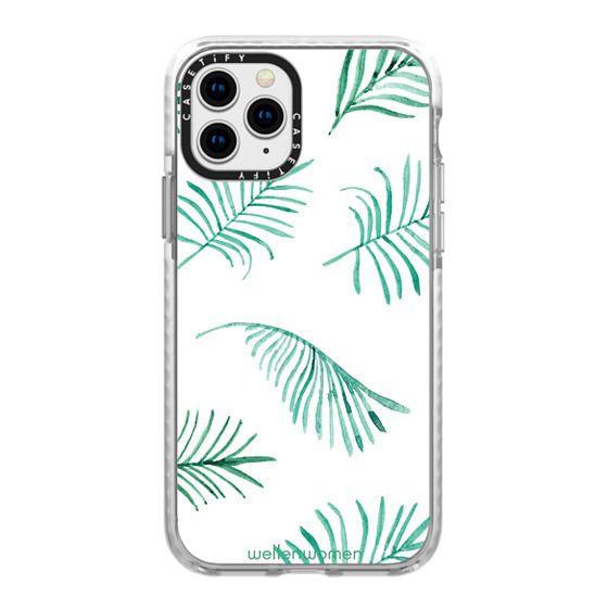 iPhone 11 Pro Cases - Palms by Wellen Women