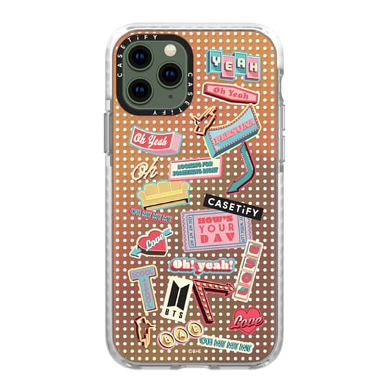 bts casetify phone cover