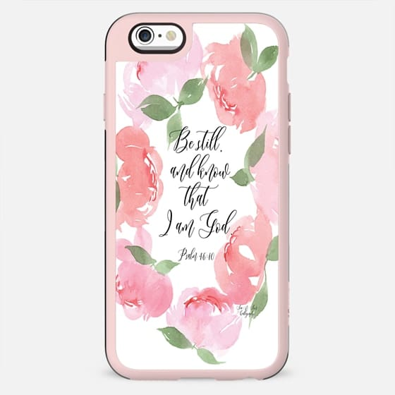 "Iphone Case ""Be Still"" - New Standard Case"