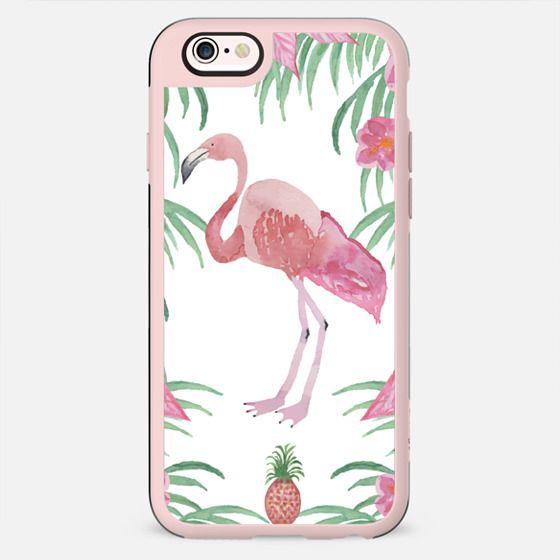Tropical Flamingo - New Standard Case