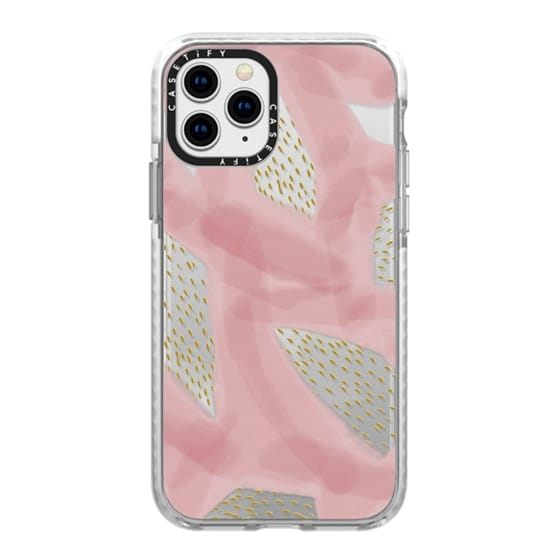 iPhone 11 Pro Cases - Pink Rush by Ali Yeadon