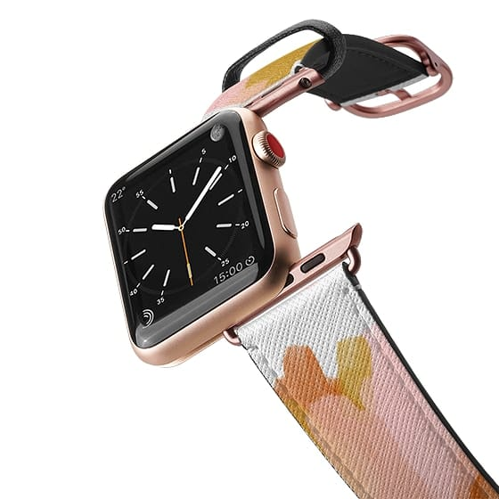 Apple Watch 38mm Bands - Smoothie by Alison Yeadon