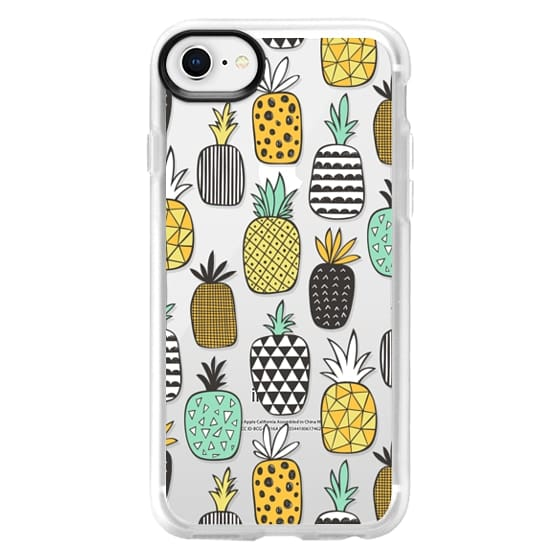 Pineapple Geometric Patterned