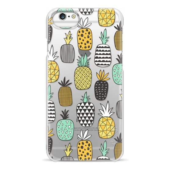 iPhone 6 Cases - Pineapple Geometric Patterned