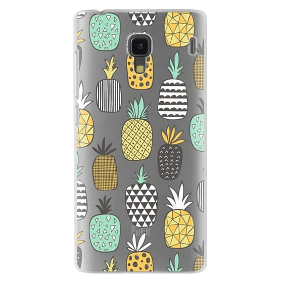 Redmi 1s Cases - Pineapple Geometric Patterned