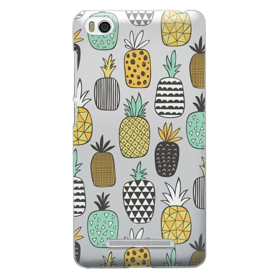 Xiaomi 4i Cases - Pineapple Geometric Patterned